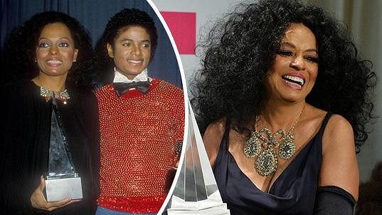 Diana Ross po 36 letech