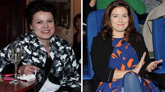 Bývalé rebelky Alžbeta Stanková a Zuzana Norisová