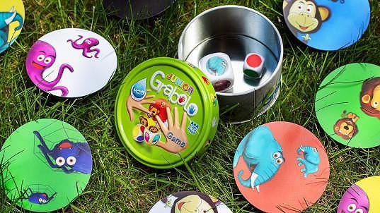GRABOLO Junior pro zábavu dospělých i dětí