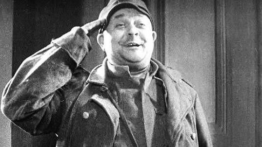 Saša Rašilov St. ve filmu Dobrý voják Švejk (1931)