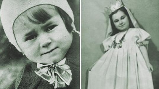 Poznáte holčičku na fotce?