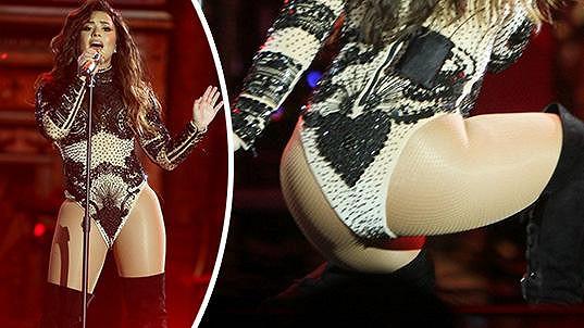 Demi Lovato to pořádně roztočila.