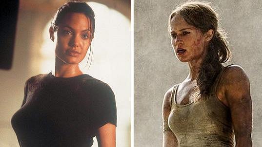 Která z nich je lepší Lara Croft?