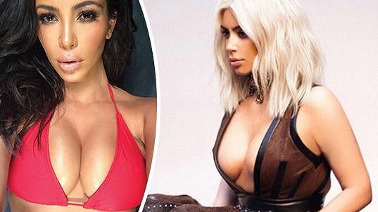 Kim Kardashian propaguje svou knihu všemi dostupnými způsoby.