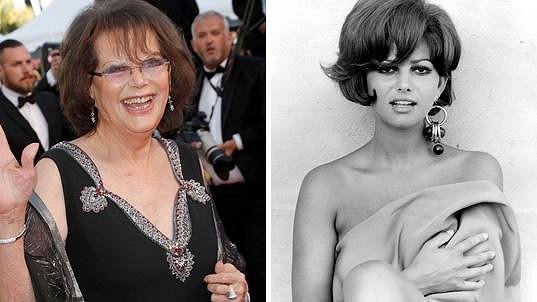 Claudia Cardinale stárne, ale stále sklízí obdiv.