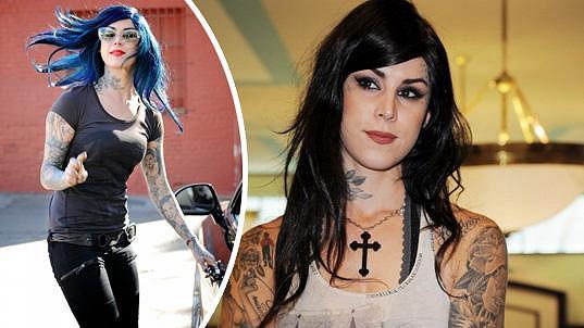 Pro Kat Von D je tetování životním stylem.