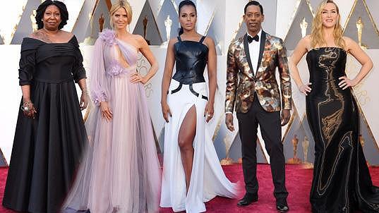 Místo Oscara by si tato parta spíš zasloužila zlatou módní malinu.