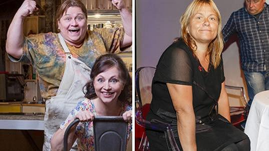 Konečně přišla na to, jak se zbavit nadváhy.