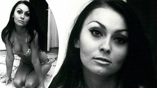 Sylvia Turbová na fotce z roku 1968