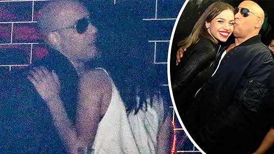 Vin Diesel svou náklonnost k ženskému pokolení jen tak neutiší.