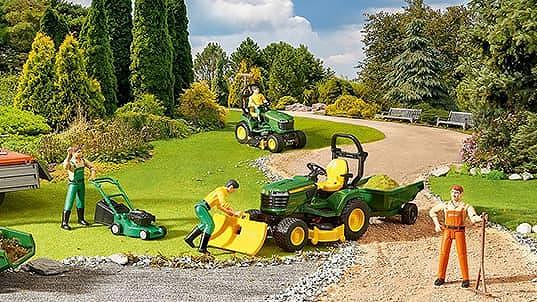 Zahradní traktor Bruder