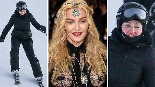Takhle Madonnu neznáte.
