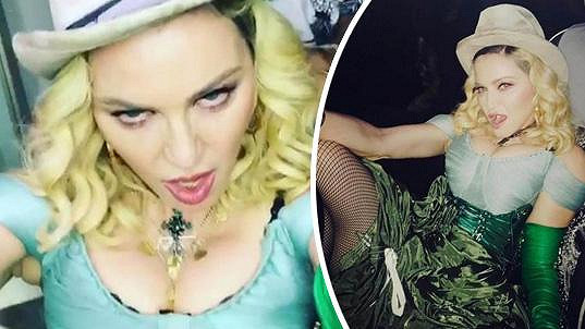 Madonně už je 59 let.