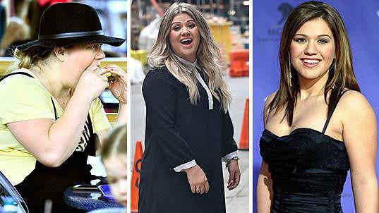Kelly Clarkson a její proměny...