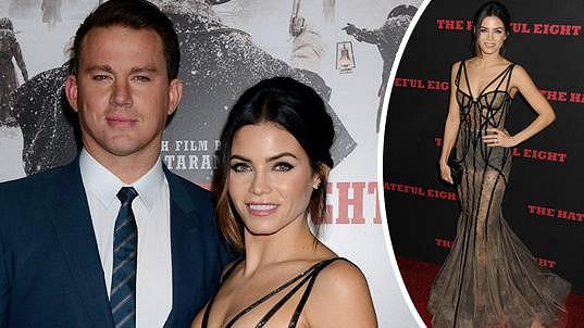 Channing Tatum se pochlubil krásnou manželkou.