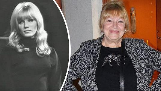 Semaforská kráska Zuzana Burianová oslavila nedávno sedmdesátiny.