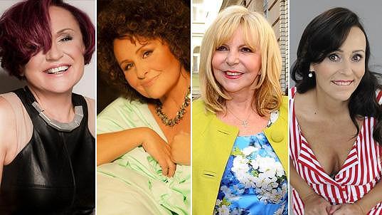Tyhle čtyři slavné dámy nechovaly v náručí své vlastní dítě...