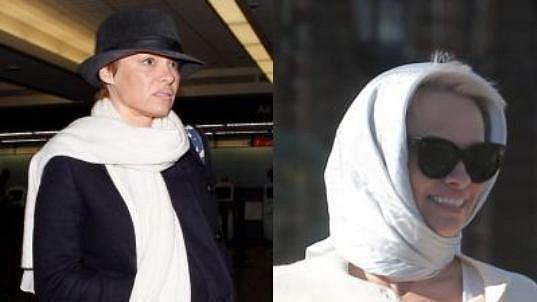 Pamela Anderson už je zase blondýna