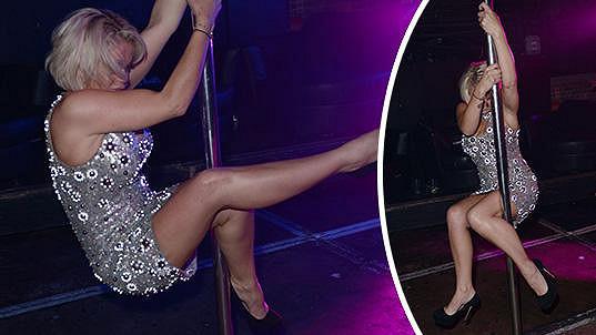 Danniella Westbrook pojala své porotcování v eroticky laděné soutěži svědomitě.