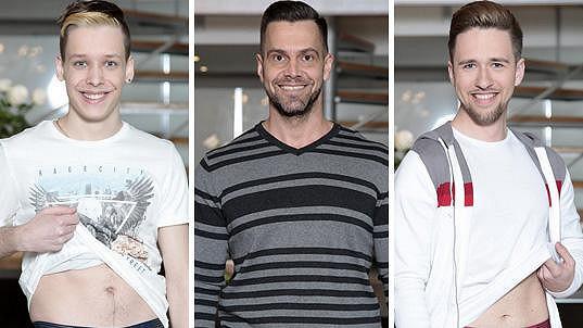 Který z nich se stane Gayem roku?