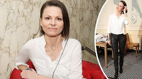 Klára Melíšková si opět zahrála vyšetřovatelku.