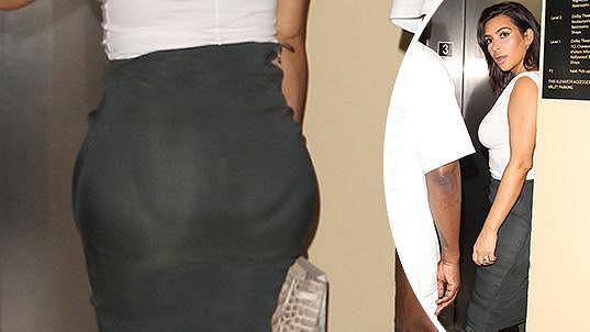 Tajemství pozadí Kim Kardashian odhaleno.