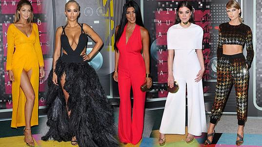 Tyhle módní kousky z MTV Video Music Awards nás baví.