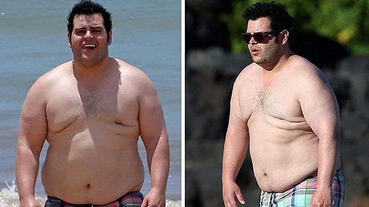 V Hollywoodu je o tohoto obézního herce zájem.