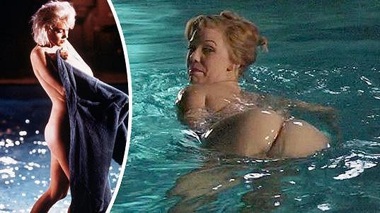 Marilyn a její nejnovější filmová představitelka Kelli Garner.