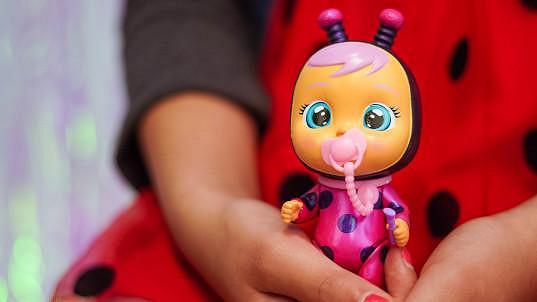 Objevte skvělý dárek pro děti-miminka CRY BABIES MAGIC TEARS
