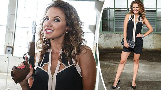 Andrea Košťálová je ještě víc sexy než předtím.