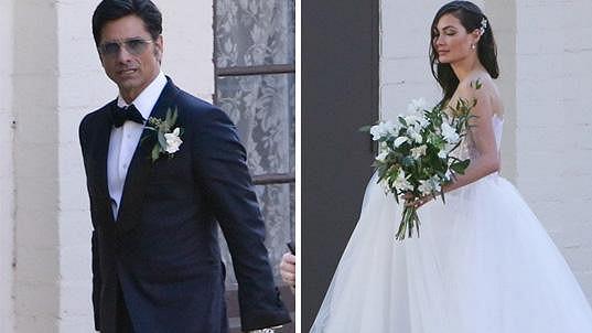 John Stamos a Caitlin McHugh vstoupili do manželství.
