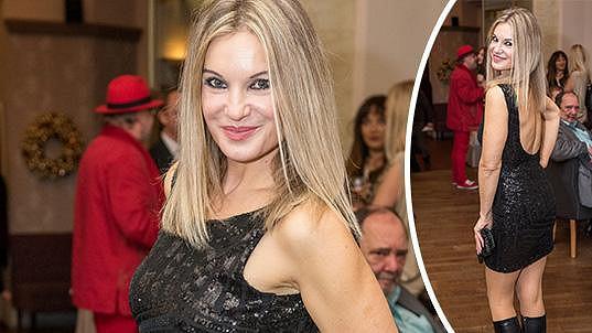 Zpěvačka Marcela Molnárová oslavila padesátku, věříte jí to?