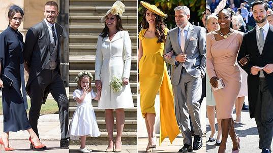 Móda z královské svatby