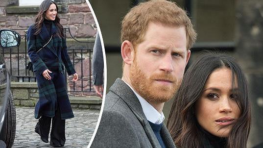 Meghan a Harry vyrazili na návštěvu Skotska.
