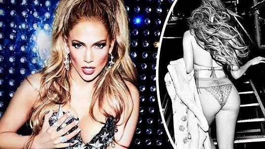 Jennifer Lopez zastavila čas.