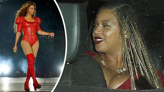 Beyoncé loni a letos