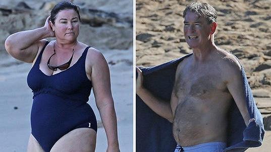 Pierce Brosnan vzal manželku na Havaj.
