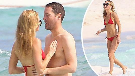 Kate Bosworth vyrazila s manželem na dovolenou...