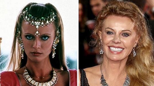 Kristina Wayborn po 32 letech