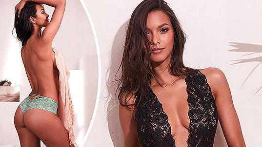 Lais Ribeiro patří k úspěšným modelkám Victoria´s Secret.