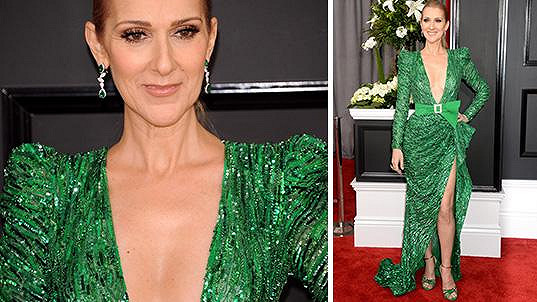 Céline Dion na cenách Grammy