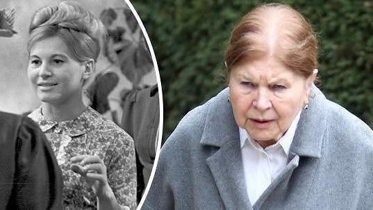Marie Tomášová v roce 1965 a dnes