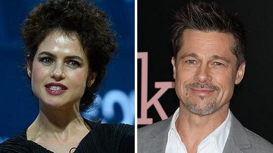 Brad Pitt má prožívat románek s touto ženou.