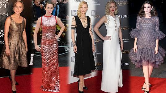 Tyto herečky patří k favoritkám příštích filmových cen.