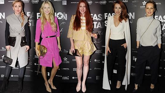 Komu to na bloku přehlídek Fashion Stars Night nejvíc slušelo?