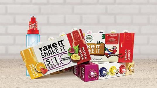 Take it Shake it
