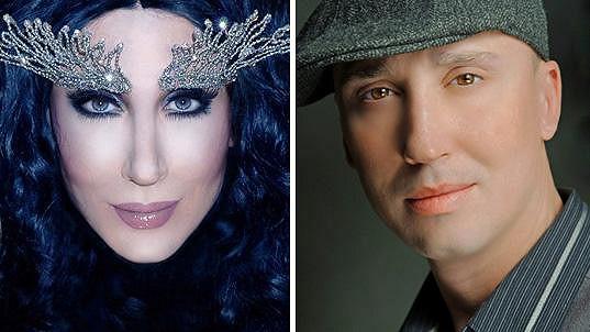 Steven má z imitování Cher slušný byznys.