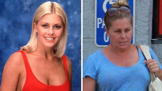 Nicole Eggert po 24 letech