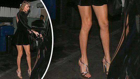 Taylor Swift umí svého přítele rozdráždit...